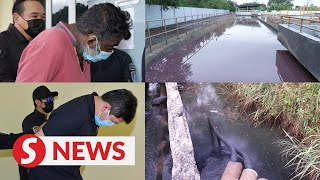 Two face life in prison for polluting Selangor's water sources