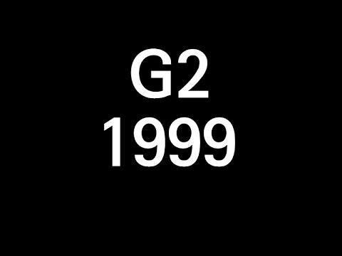 지투(G2) -1999 (Feat.GRAY)  가사(lyric) [G2's life,Pt.1]