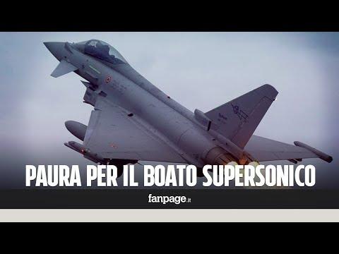 Boati e paura tra Lombardia e Piemonte: ecco cosa è successo nei cieli italiani