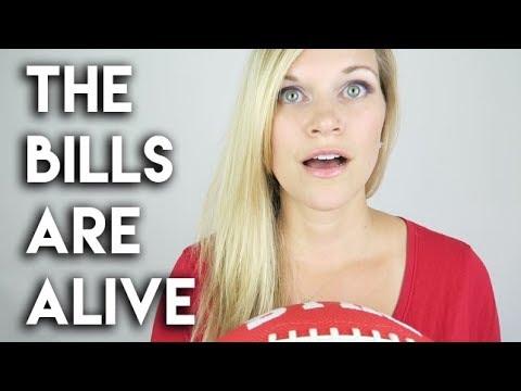 The Bills Are Alive: Buffalo Bills Football Parody Song