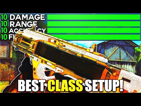 THIS GUN is a MELT MACHINE   CORDITE BEST CLASS SETUP IN