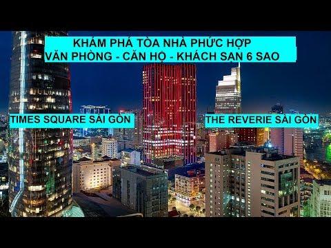 Khám phá khách sạn 6 sao THE REVERIE Sài Gòn , Times Square Nguyễn Huệ [ Khám phá Bất Động Sản ]