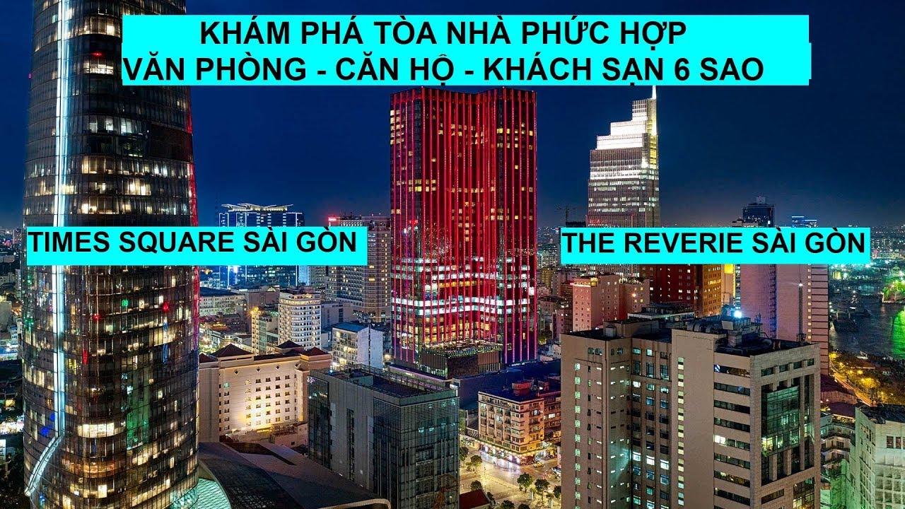 Khám phá khách sạn 6 sao THE REVERIE Sài Gòn , Times Square Nguyễn Huệ [ Khám phá Bất Động Sản ] | Bao quát các kiến thức nói về khách sạn luxury quận 6 chính xác nhất