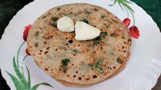 Stuffed Muli ki Prothi | Muli Paratha Recipe | with Multi Guru
