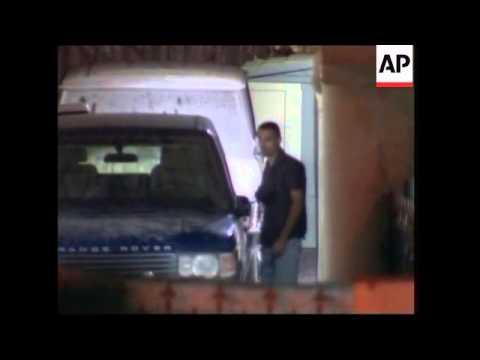 Israeli Police Storm British Embassy, Capture Palestinian Gunmen