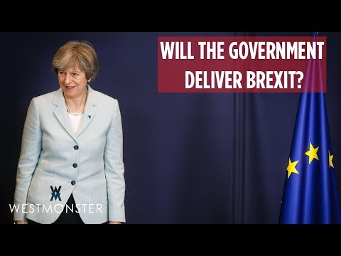 Will the government deliver Brexit?