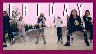 FRİDAY - Kids Dance Choreography   Via Dance Bursa