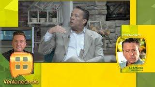 ¡Alfredo Adame aclara polémica sobre el hijo de Karina!