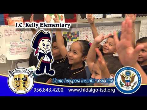 JC Kelly Elementary School - Escuela Nacional de la Cinta Azul