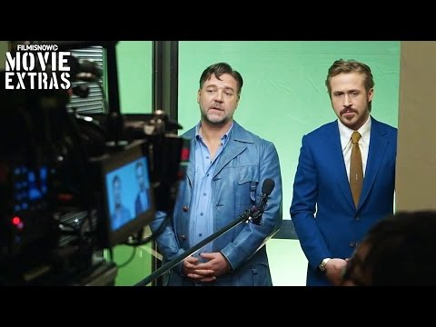 Go Behind the Scenes of The Nice Guys (2016) streaming vf