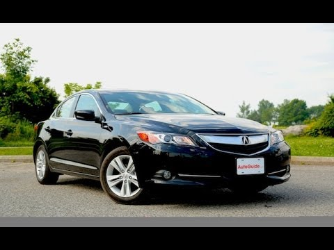 2017 Acura Ilx Hybrid Review