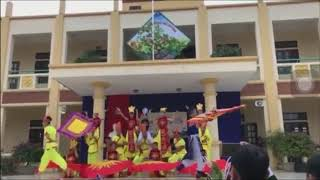 Múa Hào khí Việt Nam lớp 9B trường Thcs Hải Nam