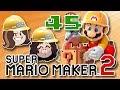 Super Mario Maker 2 - 45 - Grow or Die