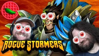 ROGUE-ING UP A STORM! – Rogue Stormers (Local Co-op) (Steam PC Game)
