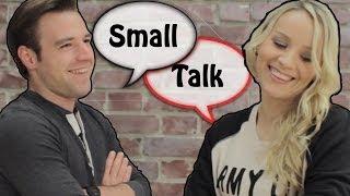 KONTAKTAUFNAHME. Jemanden mit SMALL TALK überzeugen - Love & Sex