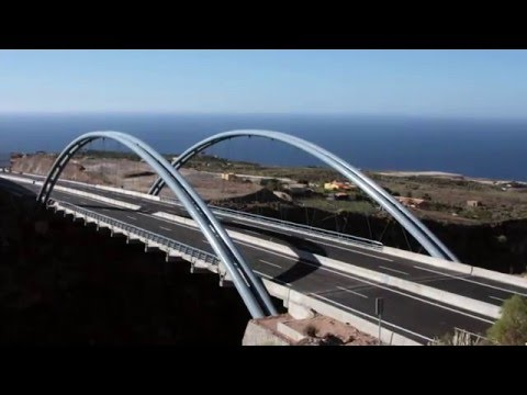 Ferrovial | Viaducto de Erques / Erques viaduct