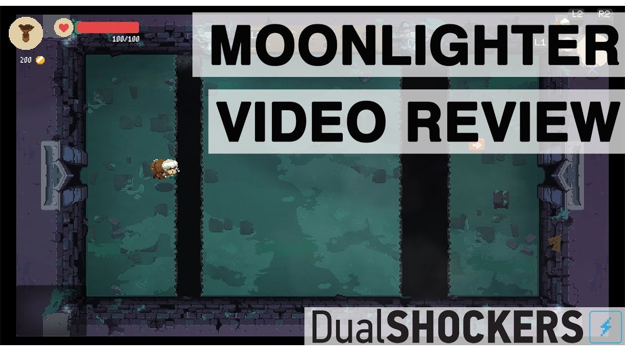 Moonlighter Review -- Are You a Merchant or a Hero?