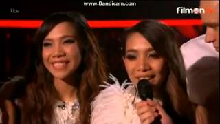 4th Impact - X Factor UK 2015 Live Week5 Results Night