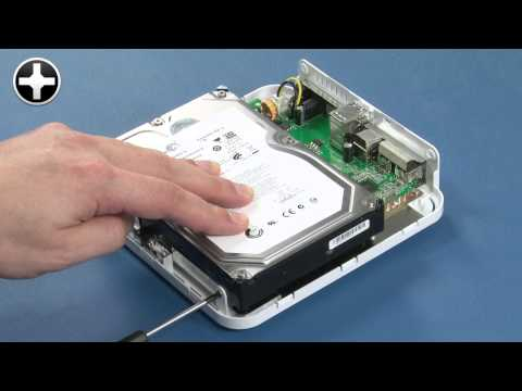 Newer Technology miniStack Classic Enclosure: Drive Installation