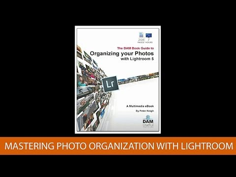 Mastering Photo Organization with Lightroom