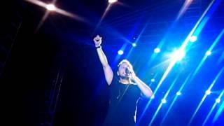 Nidji - Laskar Pelangi ( versi reggae ) Live at Lap.arhanudse cirebon 20.08.2016