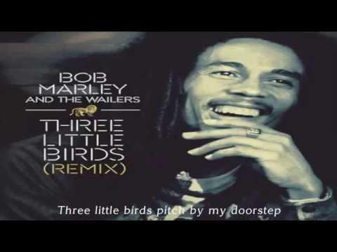 Three Little Birds Lyrics