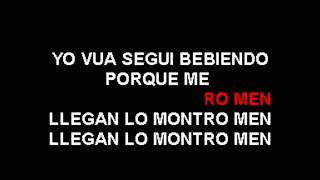 Karaoke Mozart la Para ft. Shelow Shack - llegan lo montro