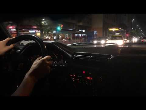BMW E30 Tunel Montevideo