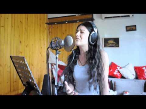 MAGRAD MGERIS -  Mariam Chachkhiani live (Leona Lewis- here i am).flv