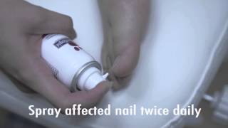 Nail Tincture Spray Tutorial