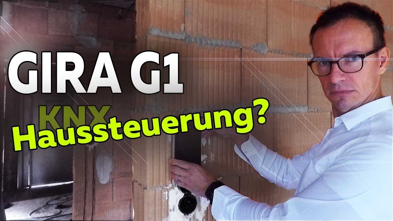 haussteuerung mit gira g1 homeserver client. Black Bedroom Furniture Sets. Home Design Ideas