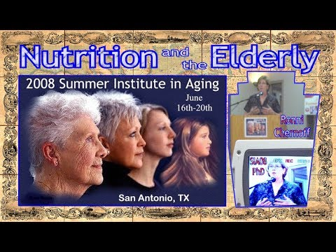 STGEC ~ SIA08: Older Adult Nutrition (2008)