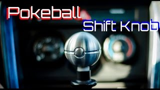 [Product Review] Flossy Pokeball Shift Knob