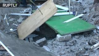 При обстреле Макеевки со стороны ВСУ погиб один человек