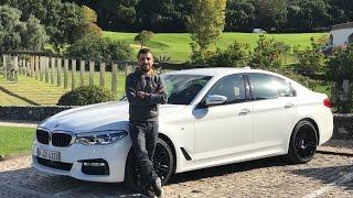 Doğan Kabak | YENİ BMW 5 SERİSİ - G30 530d İLK SÜRÜŞ