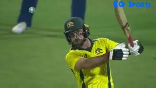 IND vs AUS 2nd T20 Maxwell 100