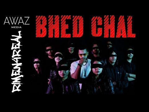 rimen4real---bhed-chal-|-hindi-rap-song-2019|