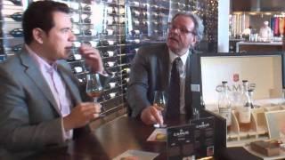 The Snob magazine presents a Tasting with Camus Cognac