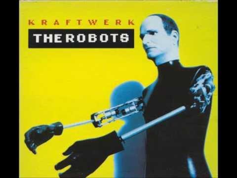 Kraftwerk - The Robots (CD Maxi-Single) [1991] - YouTubeKraftwerk The Robots