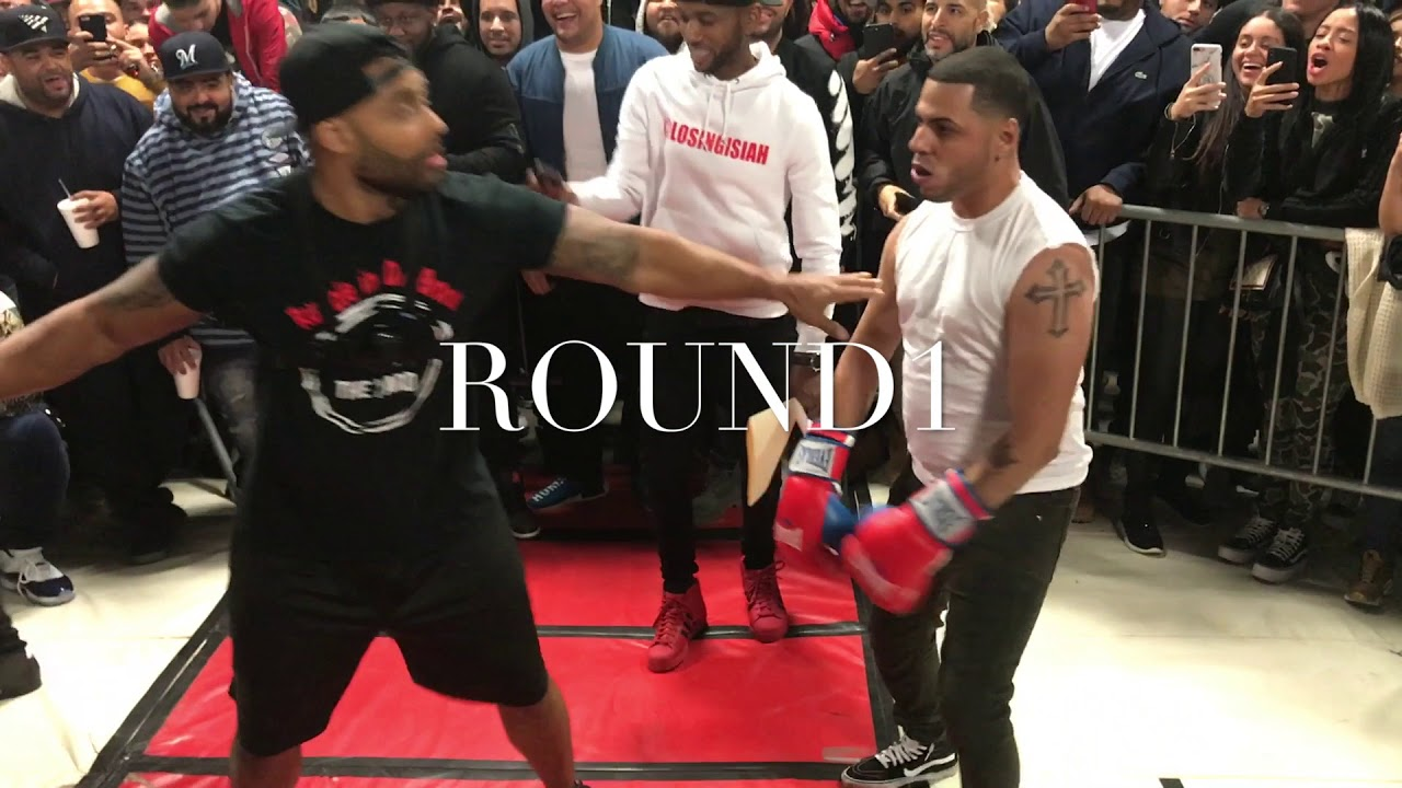 Download C.E.O KILLA MIKE HUMBLES LOSO AFTER BEING CALLED OUT AT RUMBLE IN THE BRONX