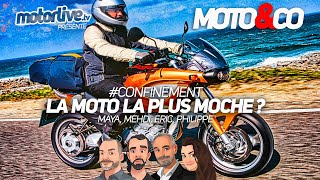 LA MOTO LA PLUS MOCHE ? MOTO&CO-NFINEMENT