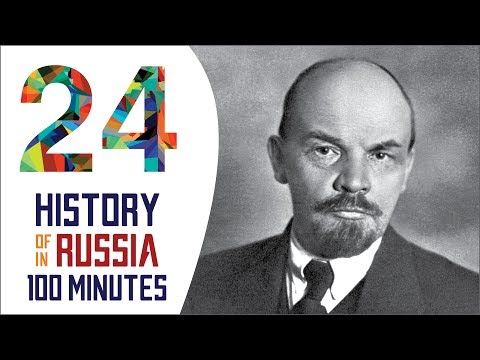 October Revolution - History of Russia in 100 Minutes (Part 24 of 36)