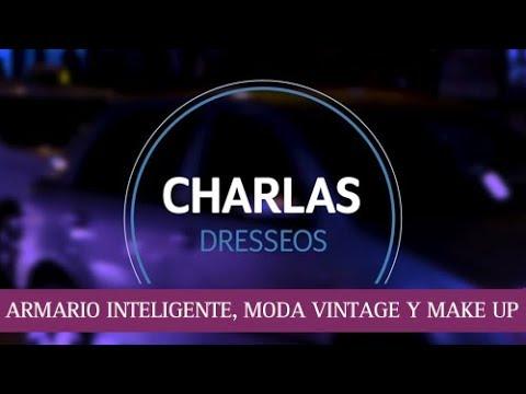 Armario inteligente, moda vintage y neceser funcional | #CHARLASDRESSEOS