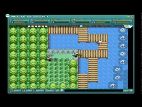 Video Reseña - Pokemon World Online