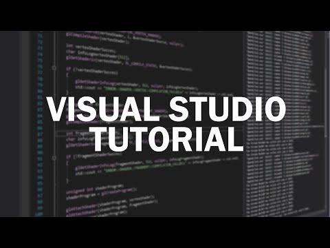 Visual Studio Tutorial - #0 - C++ Programming Tutorial thumbnail