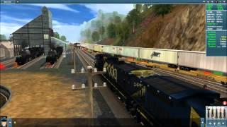Trainz Railroad Simulator 2012 - Gameplay