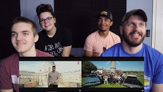 Pyar Ki Full Video Song REACTION!   HOUSEFULL 3   Shaarib & Toshi   T-Series