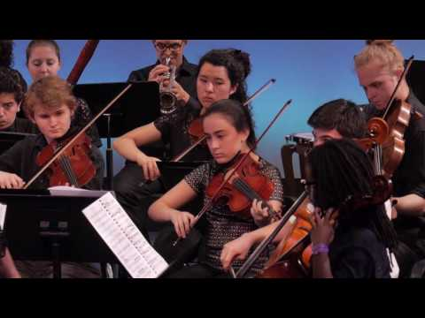 Ludwig van Beethoven Symphony no 4 in Bb Major, op 60 - Chamber Music Center Video 2016