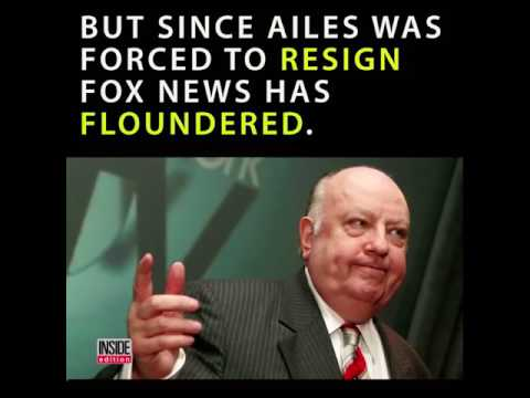 Roger Ailes Has Died