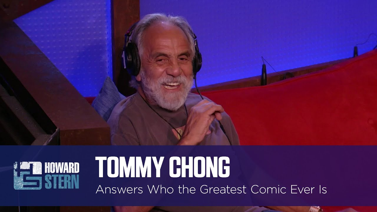 Tommy Chong on Redd Foxx and Steve Martin's Comedic Control